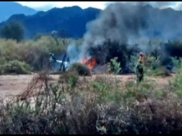 Argentina, scontro tra elicotteri Strage al 'reality' tv, dieci morti