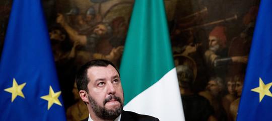 Dl Sicurezza Salvini