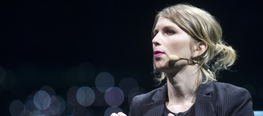 chelsea manning libera carcere assange