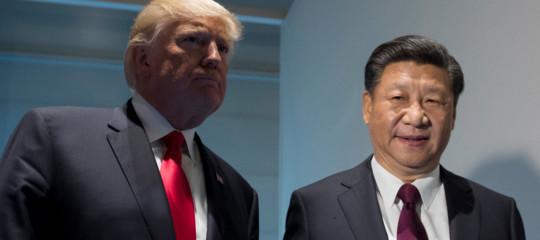 guerra commerciale cina usa