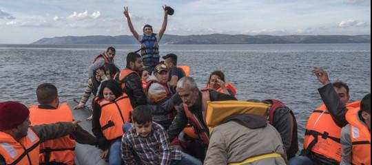 migranti sbarchi poverta