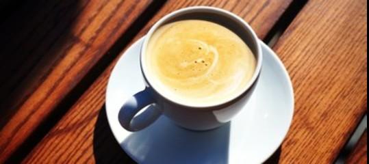 caffè produttività pennichella