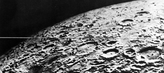 artemide missione luna nasa