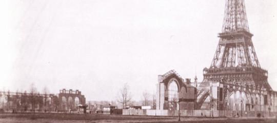 Tour Eiffel 130 anni