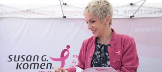 rosanna banfi race for cure