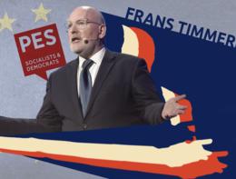Europee 2019, chi èFransTimmermans