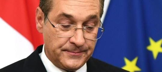 austria crisi governo kurz strachefpoe