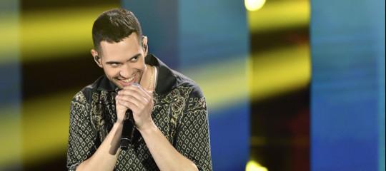 Eurovision Italia mahmood