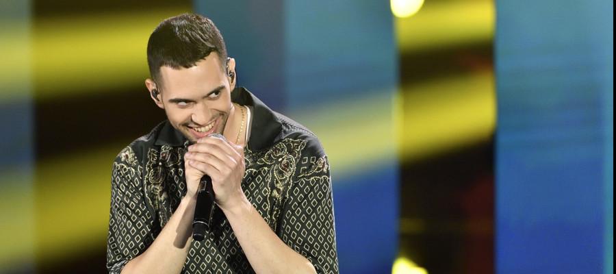 Eurovision, vince l'olandese Laurence. Mahmood secondo