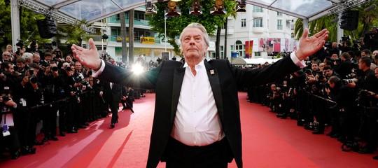 Cannes palma oro alainDelon