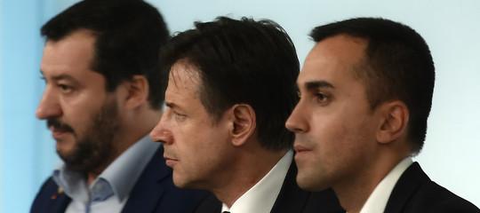 consiglio ministri decreto sicurezza bis