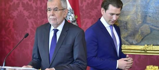 austria governo scandalo