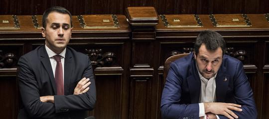 giorgetti governo cdm