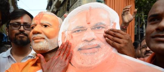 elezioni india modi
