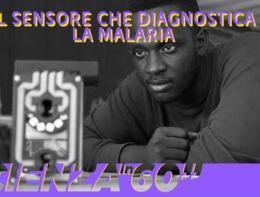 Il sensore che diagnostica la malaria