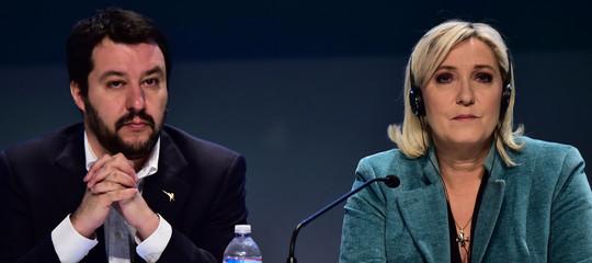 elezioni europee sovranisti populisti