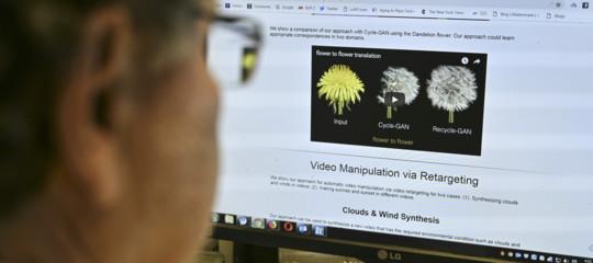 intelligenza artificiale video fake
