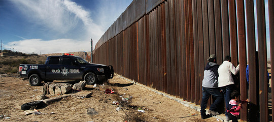 Usa Muro Messico