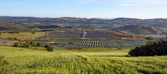 energia solare utility scale