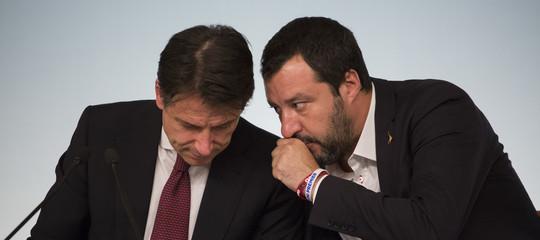 lega m5s europee governo