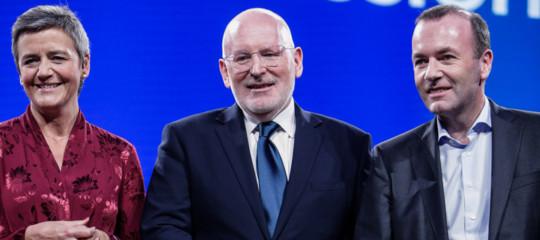 nuovo presidente commissione europea