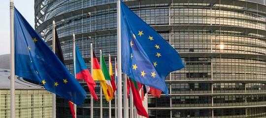 commissione ue maggioranza europeista
