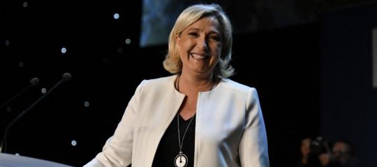 europee francia macron le pen