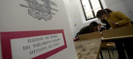 elezioni europee roma
