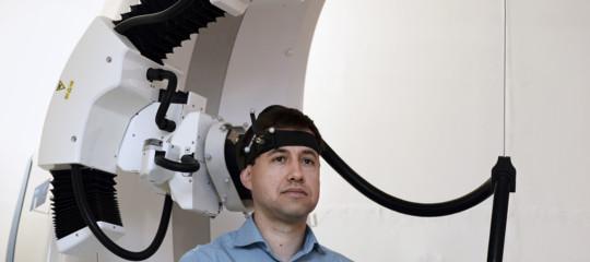 Come funziona il casco che fa dimagrire