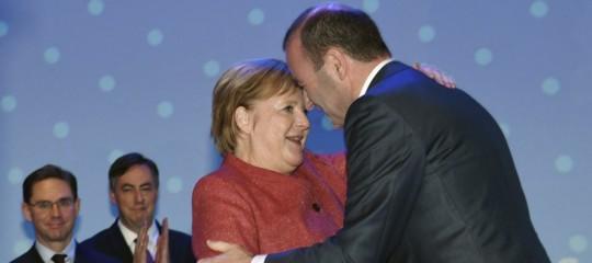nuovo presidente commissione europea barnier