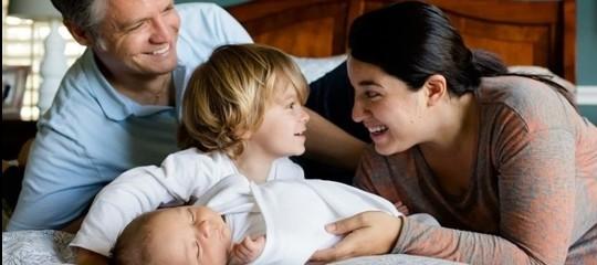 fontana intervista assegno unico famiglie
