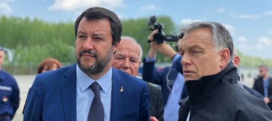 Ue Orban Salvini