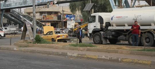 iraq attentati esplosioni isis