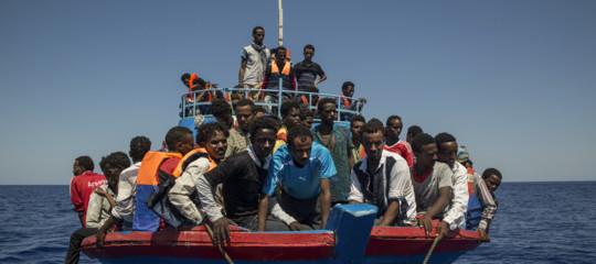 migranti aiuti cooperazione italia