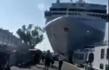 Collisione nave crociera Venezia