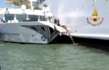 Collisione Venezia stop grandi navi