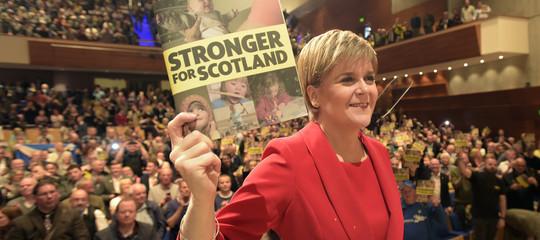 secondo referendum indipendenza scozia