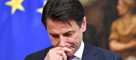 discorso conte di maio salvini dimissioni