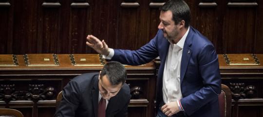 Sblocca cantieri accordo M5s-Lega
