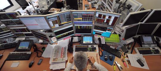 86b1214e1f Borse europee deboli in partenza, Milano -0,34%