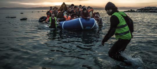morti migranti mediterraneo dati