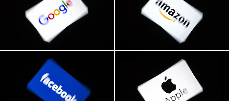 Il governo Usa haAmazon, Facebook, Google e Apple nel mirino