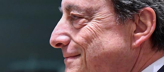 Draghi Italia Eurozona