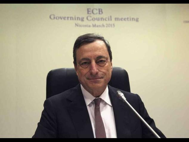 Markets driven down by ECB QE announcement
