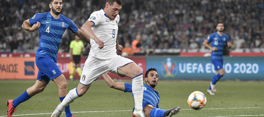 Euro 2020 Italia Grecia
