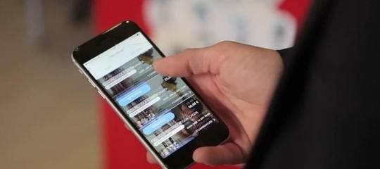 tendinite uso smartphone