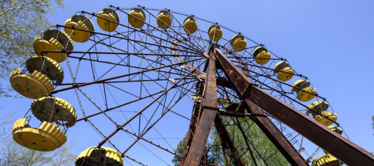 chernobyl serie tv