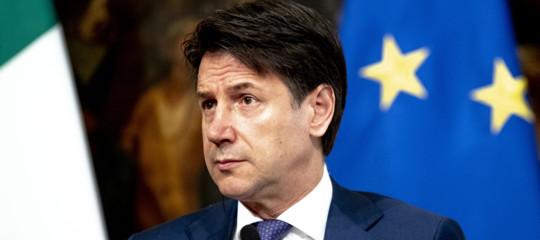 """Conte incontraWeber: """"Su nomine Ue serve soluzione equilibrata"""""""