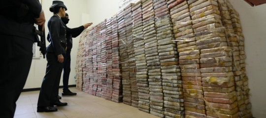 cocaina mercato africano arresti