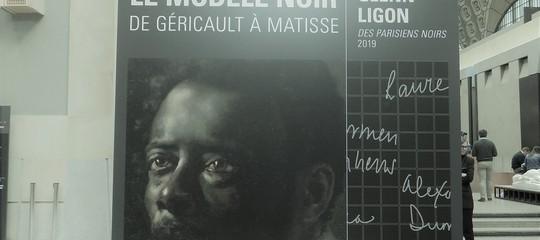 identita nera mostra museo orsay